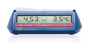 DGT North American Digital Chess Timer Clock
