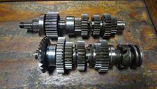 1981 KAWASAKI KZ1300 KZ 1300 KM330 ENGINE TRANSMISSION GEAR SHAFT ASSEMBLY