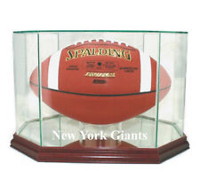 New York Giants F/S Football Display Case NFL New