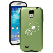 For Samsung Galaxy S3 S4 S5 Aluminum Silicone Hard Case Cover Cute Turtle