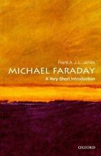 Michael Faraday: A Very Short Introduction, James, Frank A.J.L, Good Book