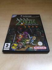 Nintendo Gamecube NGC: The Legend of Zelda Four Swords Adventures (PAL) *CIB*
