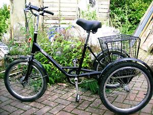Pashley tricycle (Picador)
