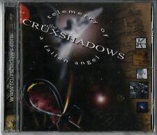 CRÜXSHADOWS : CD - TELEMETRY OF A FALLEN ANGEL - NEU