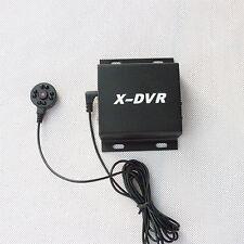 Personal HD CCTV Audio Cámara infrarroja Visión Nocturna Lente Micro + x-dvr