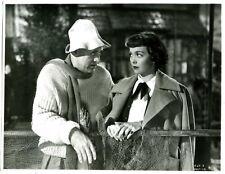 STAGE FRIGHT 1950 Alastair Sim Jane Wyman ALFRED HITCHCOCK STILL #113