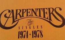 THE CARPENTERS Tape Cassette THE SINGLES 1974-1978 (Volume 2) A&M AMCS-19748