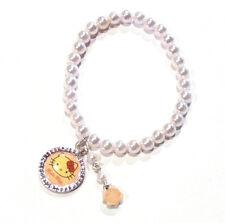 Bijou enfant Sanrio Hello Kitty bracelet perles strass rose