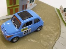 1/43 Fiat 595 Abarth Gattafoni #224 blau