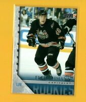 39742 TOMAS FLEISCHMANN 2005/06 UPPER DECK YOUNG GUNS ROOKIE CARD #476