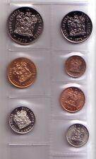 Sud South Africa  set 7 monete  anni diversi 1/2 cent a 50 cents  FDC  UNC rif 1
