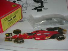 Tameo Kits 1:43 KIT TMK 062 Ferrari F1/87 #28 Winner Japan GP 1987 G.Berger NEW
