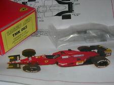 Tameo Kits 1:43 KIT TMK 062 Ferrari F1/87 #28 Winner Japan GP 1987 G.Berger NEW