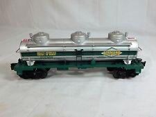 Lionel Diamond Chemical 3-D Tank Car # 36162