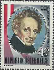 Timbre Personnages Autriche 1822 ** lot 11152