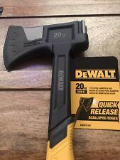 Dewalt-DWHT51387 20 oz. 1pc. Steel Camper's Axe
