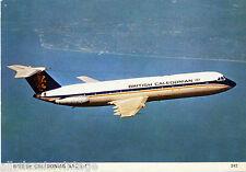 Postcard 267 - Plane/Aviation 242 British Caledonian BAC 1-11