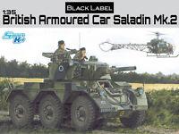 Dragon 1:3 5 3554: Armoured Vehicle Saladin mk.2