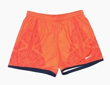 Nike Syracuse Orange Performance Game Shorts Lacrosse Soccer Women's M Orange