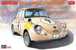 Hasegawa 20322 1/24 Scale Model Car Kit Subaru 360 1964 Japan GP T-1 Winner