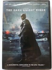 The Dark Knight Rises (DVD, 2012) DVD NEW