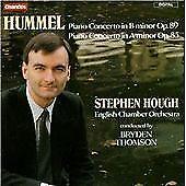 Johann Nepomuk Hummel - Piano Concerto in A & B Minor - Bryden Thomson