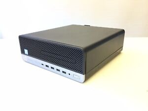 HP Prodesk 600 G3 SFF | CORE i5-7500 @3.4Ghz | 8GB RAM | 256GB M.2 | Win 10 Pro