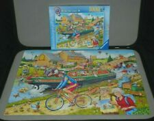 Ravensburger By the Canal 1000 Piece Jigsaw Puzzle - Complete