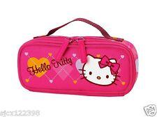 Sanrio Licensed Hello Kitty Pencil Case Argyle