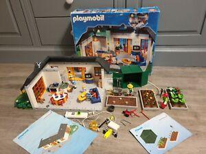 Playmobil 4062 4482 mit Beleuchtung