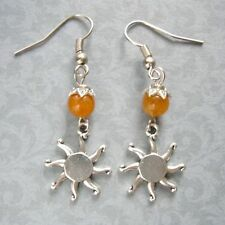 Celestial & Horoscope Alloy Costume Earrings