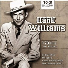 Hank Williams - 173 Hits and Rarities [CD]