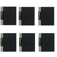 "Itoya 8.5 x 11"" Art Profolio Storage Display Book  IA-12-8  Album Pack of 6"