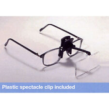 Clip-On Spectacle Magnifier with 4 lenses