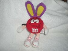 M&M's Minis Plush Easter Bunny Character