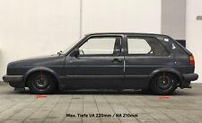 TA Technix Gewindefahrwerk DEEP für VW Golf 2 19E Jetta 2 19E Corrado 53i 2WD