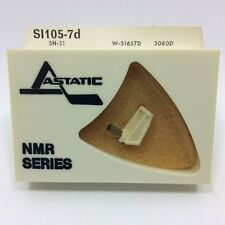 PHONOGRAPH NEEDLE SANSUI SN-31 IN ASTATIC PKG SI 105-7D, NOS/NIB