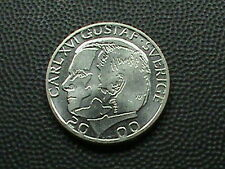 SWEDEN    1 Krona    2000    BRILLIANT  UNCIRCULATED
