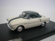 FIAT Viotti 600 Coupé 1959 Beige - vert 1/43 Matrix 30602-082 NEUF 1-299