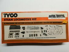HO Scale TYCO 7709 2-8-2 Mikado Steam Locomotive & Tender Kit 208 FACTORY SEALED