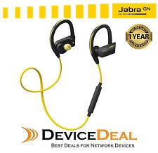 Jabra SPORT PACE Wireless Sweat & Weather Resistant Bluetooth Headset - Yellow