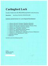Carlingford Loch Irland Marsch Blechbläserquintett variabel Blasmusik Noten