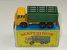 MATCHBOX Regular Wheels 04 Stake Truck MINT in E4 Box