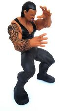 "JAKKS PACIFIC The Undertaker WWE Wrestling Figure 2005 14"" Poseable Figurine"