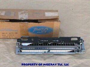 Ford Speedo Assembly Lincoln Continental 1977-1975 NOS