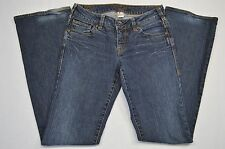 Silver Jeans Womens Western Glove Works Aiko Bootcut Distressed Denim size 26/33