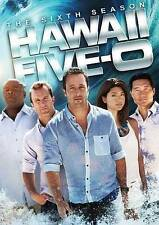 Hawaii Five-0: The Complete Sixth Season 6 (2016, DVD, 6-Disc Set) Five-O NEW