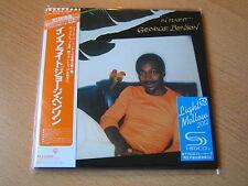 "GEORGE BENSON ""In Flight"" Japan mini LP SHM CD"