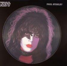 PAUL STANLEY (KISS SOLO) : 180 GRAM PICTURE DISC VINYL LP