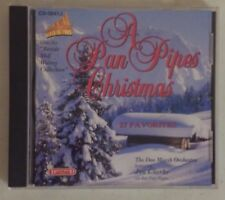 CD B A Pan Pipes Christmas 27 favorites The Don Marsh Orchestra Jon Clarke 1986